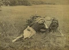 Alfred Stieglitz - Weary -  1890