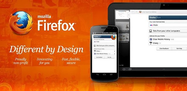 Firefox 13 para android