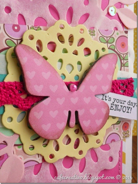 AnnaDrai - cafe creativo - scrapbooking - card enjoy (2)