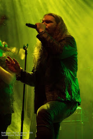 Borknagar au Fall of Summer 2014
