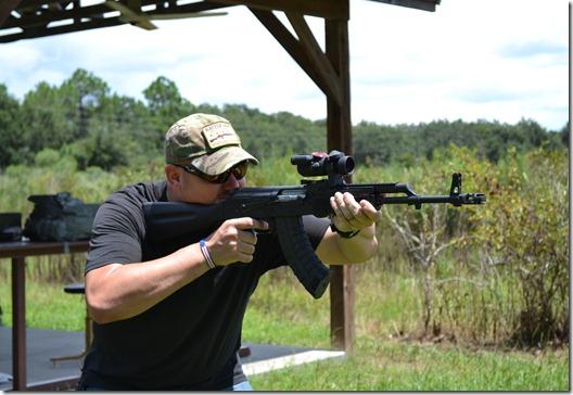 AMERICAN GUN REVIEW: ARSENAL AK47 NATO FURNITURE SET (BLACK) - REVIEW