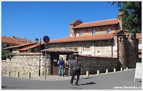 Церковь Святого Стефана. Несебр. Болгария. www.timeteka.ru