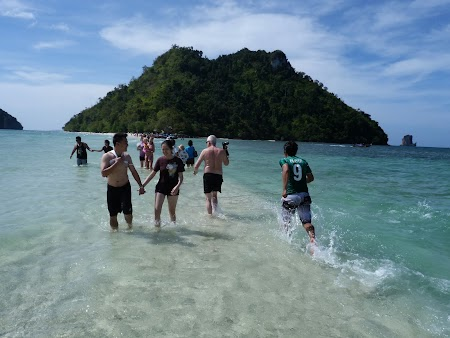 Plaje Thailanda