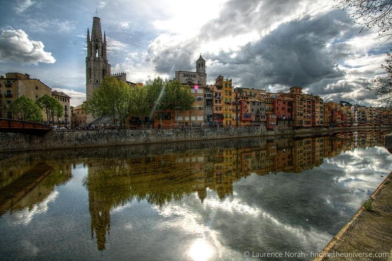 Girona houses river scaled