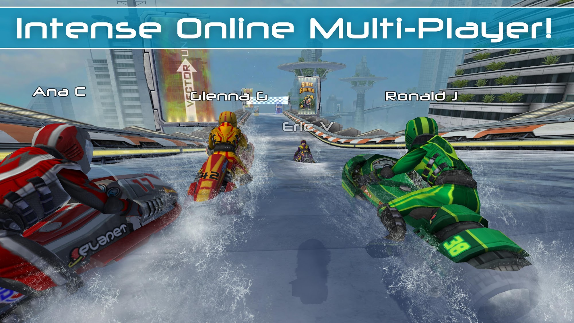 Riptide GP2 screenshot #14