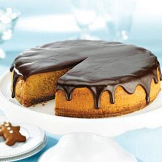 Gingerbread Cheesecake.
