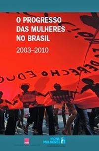 Livro O Progresso das Mulheres no Brasil