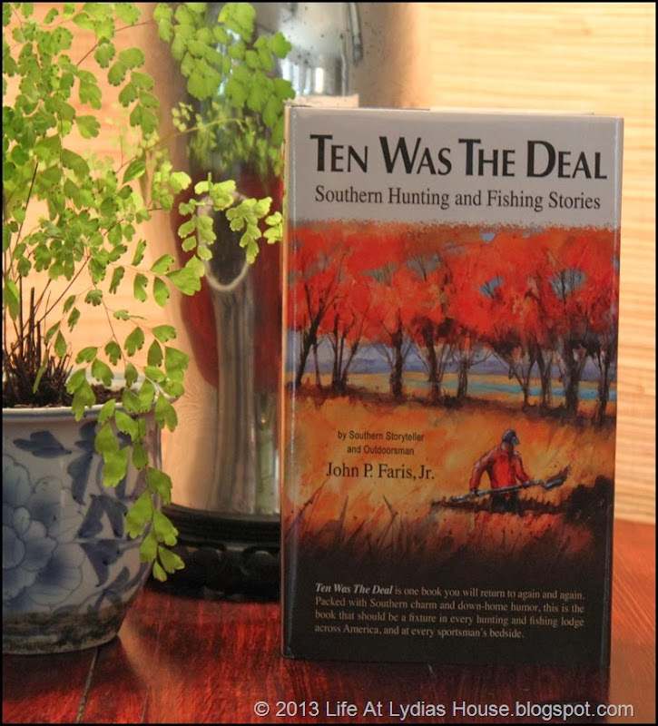 Ten Was The Deal book