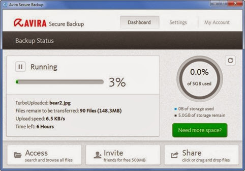 Avira-Secure-Backup
