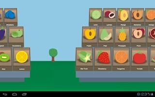 Screenshot of PickMe Fruits