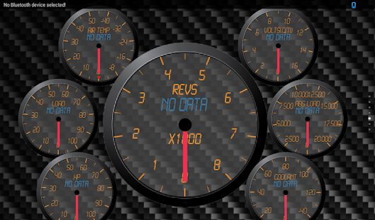 Torque Themes and Editor (OBD) - screenshot thumbnail