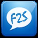F2S Free SMS India icon