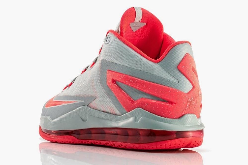 ed3f08535931 ... Release Reminder Nike Max LeBron XI Low 8220Laser Crimson8221 ...
