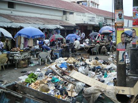 Imagini Kenya: Prin Mombasa