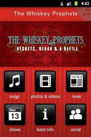 The Whiskey Prophets - screenshot