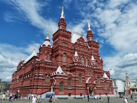 Muzeul de Istorie al Rusiei din Moscova