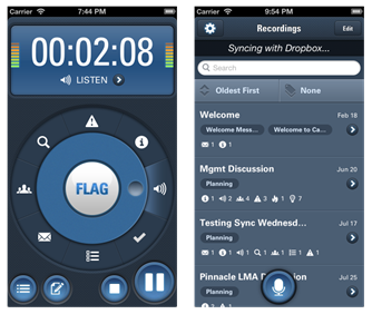 Capture Audio Recorder