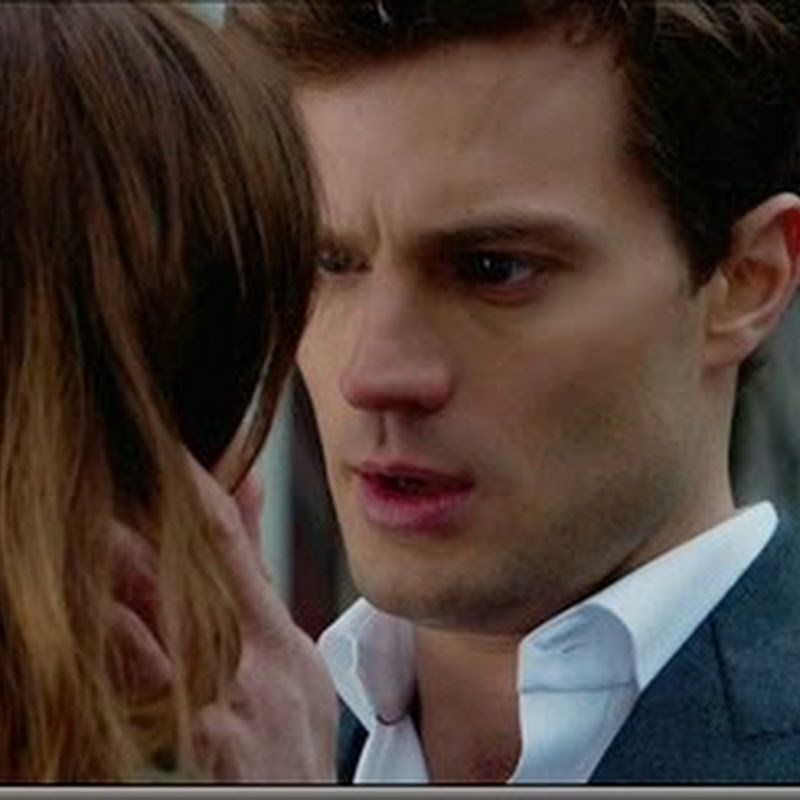 """Fifty Shades"" Casts Jamie Dornan, Dakota Johnson in Iconic Roles (Opens Feb 11)"