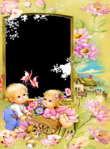 anak-anak dan bayi frame - Apl Android di Google Play