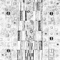 Gustav Klimt Frisia Stoclet