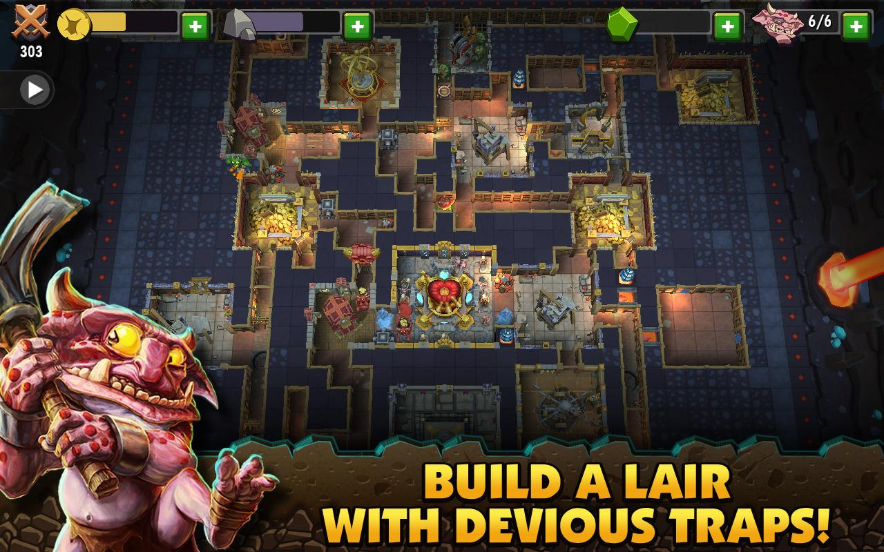 Dungeon keeper android apps on google play for Classic underground house music