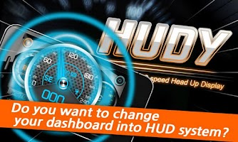 Screenshot of HUDY Pro