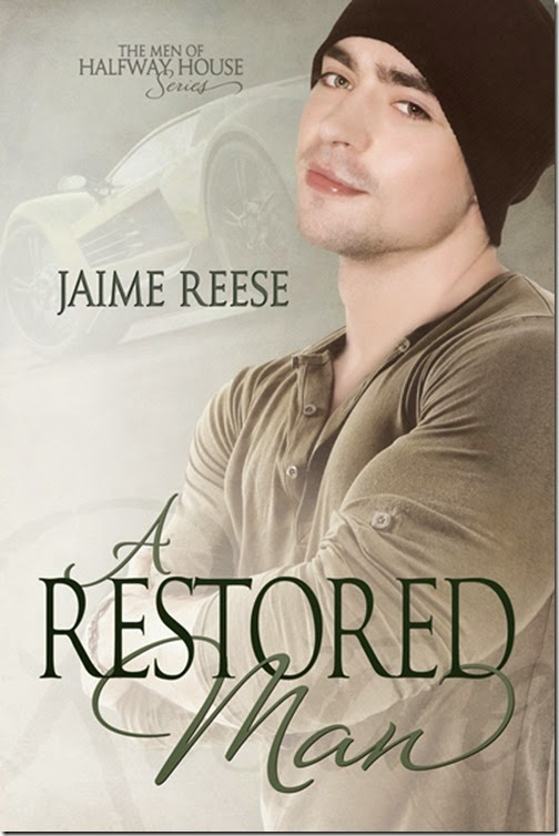 A Restored Man_Book 3_Cover