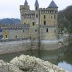 La Loire au château de la Roche photo #793