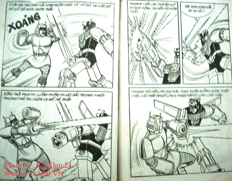 Dũng Sĩ Hesman chap 26 trang 22
