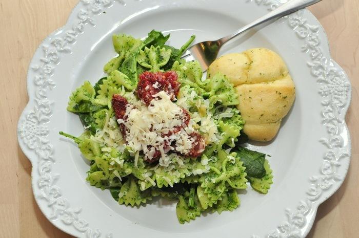 Spinach Pasta 10