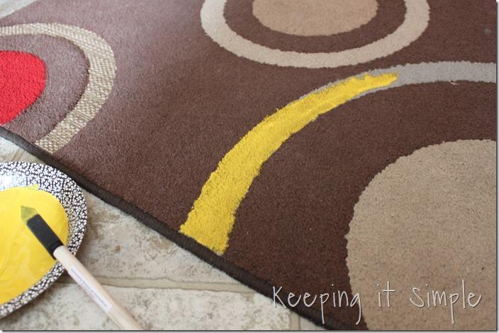 painted rug (5)