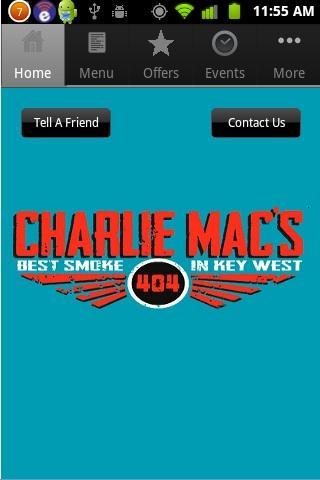 Charlie Mac's 404