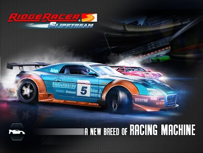 Ridge Racer Slipstream - screenshot thumbnail