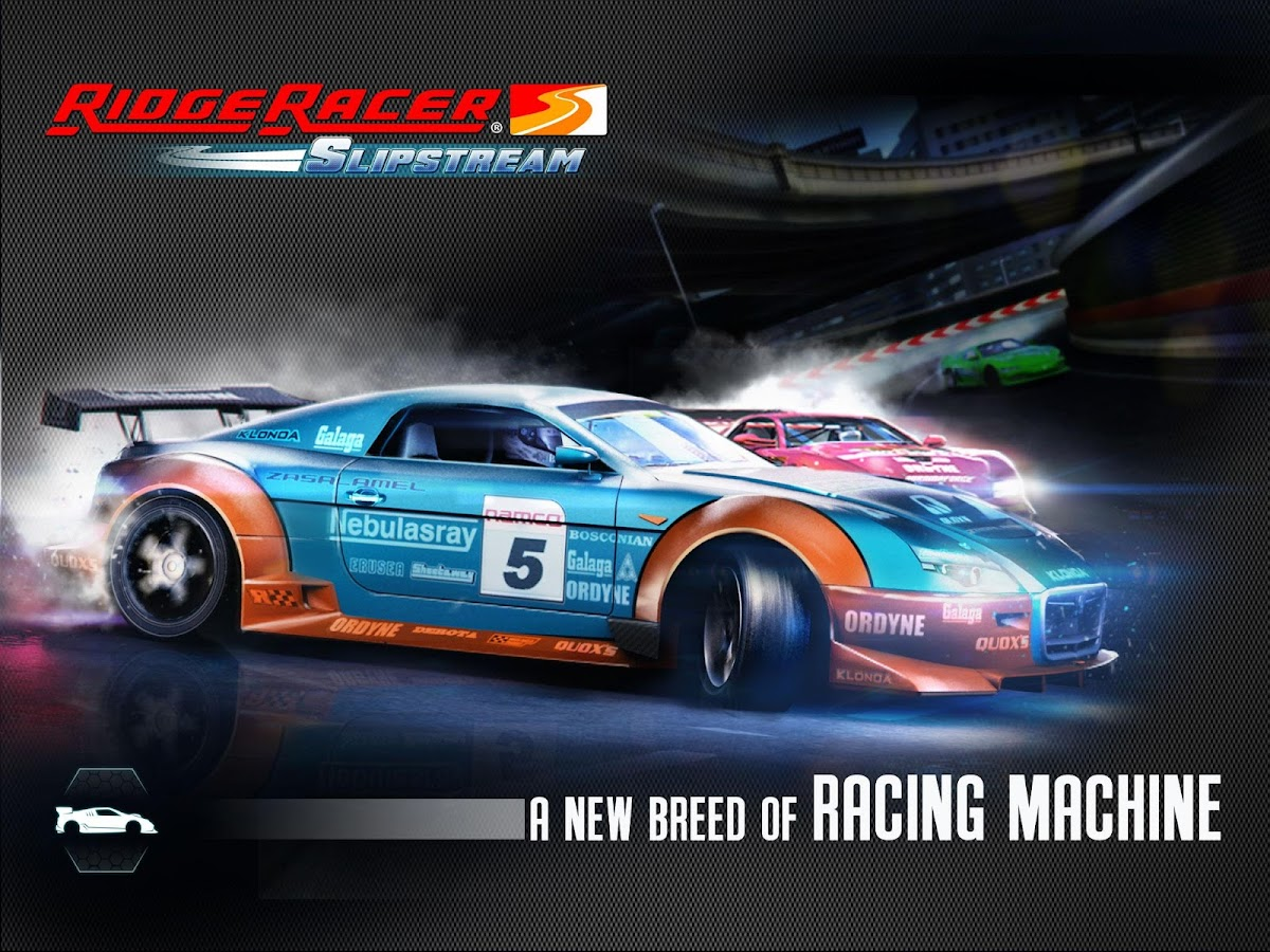 Ridge Racer Slipstream- screenshot