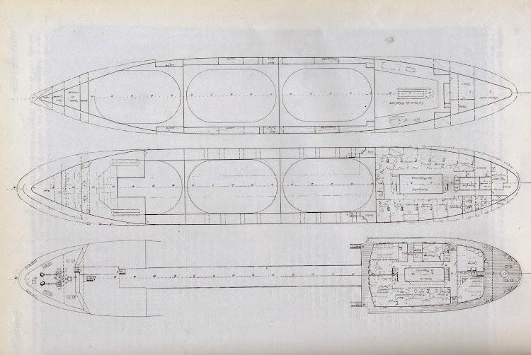 Planta del buque. Foto Ingenieria Naval. Septiembre de 1965.jpg