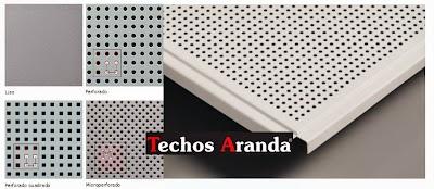 Techos aluminio Valdepeñas