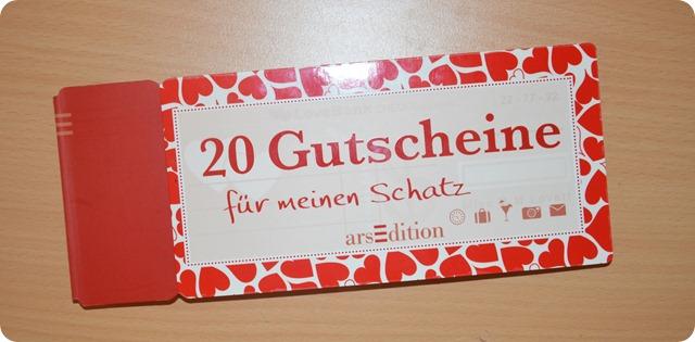 GUTSCHEINE FÃœR FREUND BASTELN