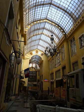 Obiective turistice Oradea: Galeria Vulturul Negru