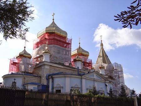 Obiective turistice Chisinau: Manastire Sf. Tiron