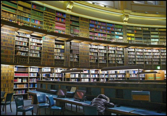 Old British Reading Room, British Museum, Londres , Angleterre -5