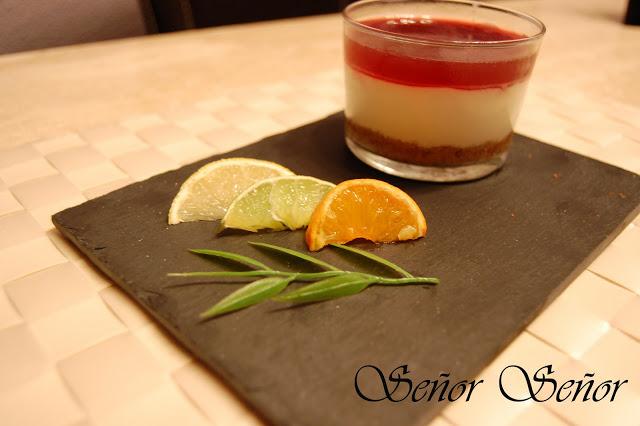 Red Berry Jam Cheesecake Recipe