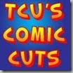 TCU's Comic Cuts Logo