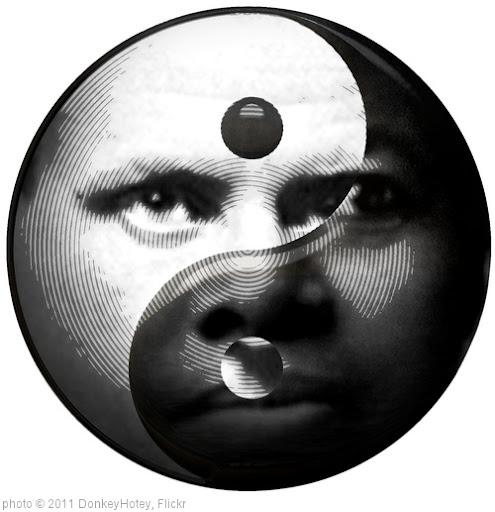 'Yin Yang: Femininity/Masculinity, Black/White - Illustration' photo (c) 2011, DonkeyHotey - license: http://creativecommons.org/licenses/by/2.0/