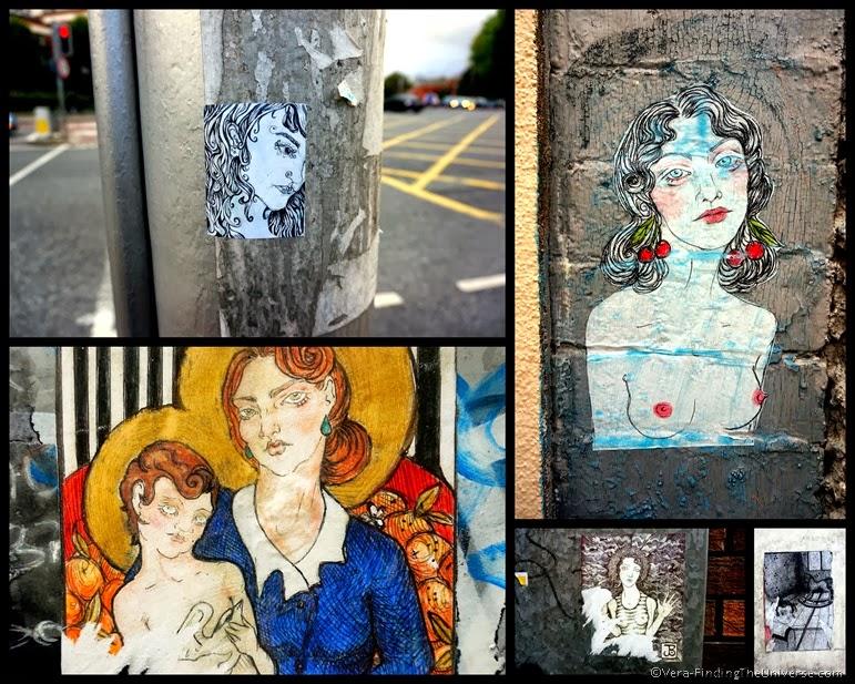 Street Art Dublin by JTB