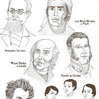 Dibujos De La Independencia De Mexico Para Pintar