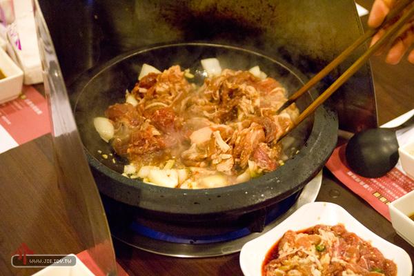 珍饗石頭火鍋