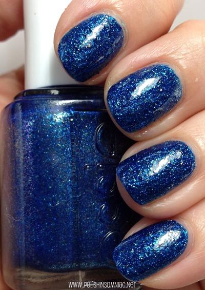 Polish Insomniac Favorite Blue Polishes Of 2013 Aka Blue Swatch Spam