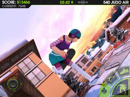 16 Skateboard Party 2 Lite App screenshot