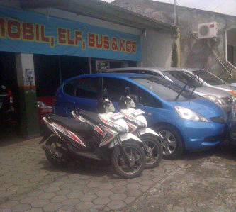 rental mobil Jogja dan sewa motor murah di Jogja
