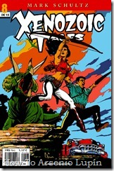 P00008 - Xenozoic Tales #8